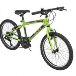 Bicicleta aro 20 Granite Limón/Negro